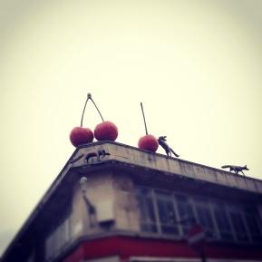 Cherries in Brixton LONDON 2012
